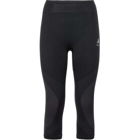 Odlo Suw Performance Warm Intimo parte inferiore Donna nero